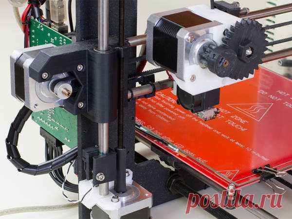 Печать деталей стрелкового оружия на 3D-принтере