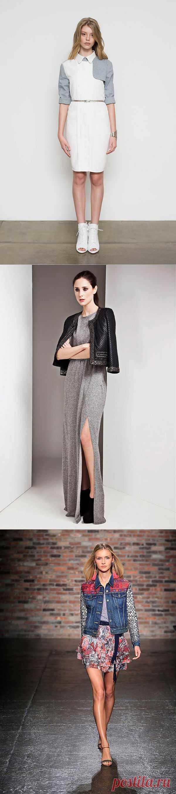 Sachin + Babi (большая подборка свежих идей) / Дизайнеры / Модный сайт о стильной переделке одежды и интерьера