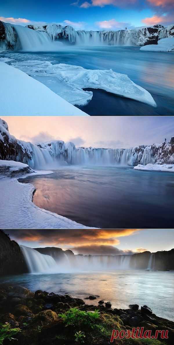 Красивые фото природы от Энтони Спенсер | Улетные картинки