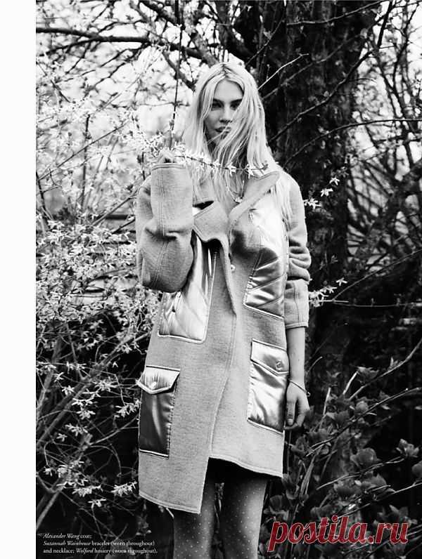 Пальто Alexander Wang / Дизайнеры / Модный сайт о стильной переделке одежды и интерьера