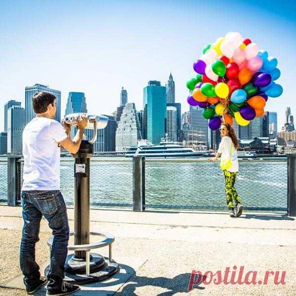 За кулисами: съёмки Follow me в Нью-Йорке