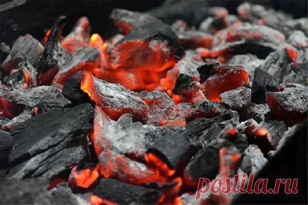 Советы опытного шашлычника: посыпаем угли в мангале солью