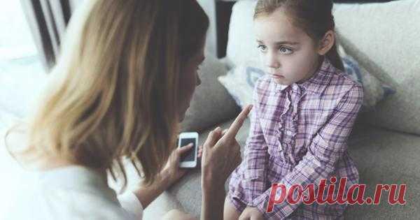 Три фразы, которыми вы губите детскую психику Даже самому дипломатичному родителю они не чужды.