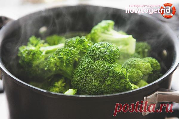 Как правильно варить брокколи: 2 способа
