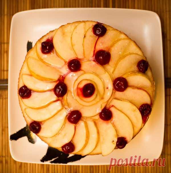 """Рецепт торта, с которым можно фантазировать и экспериментировать: меняем начинку и """"вуаля"""" новое """"прочтение"""". (Рецепт по клику на картинку)/"""