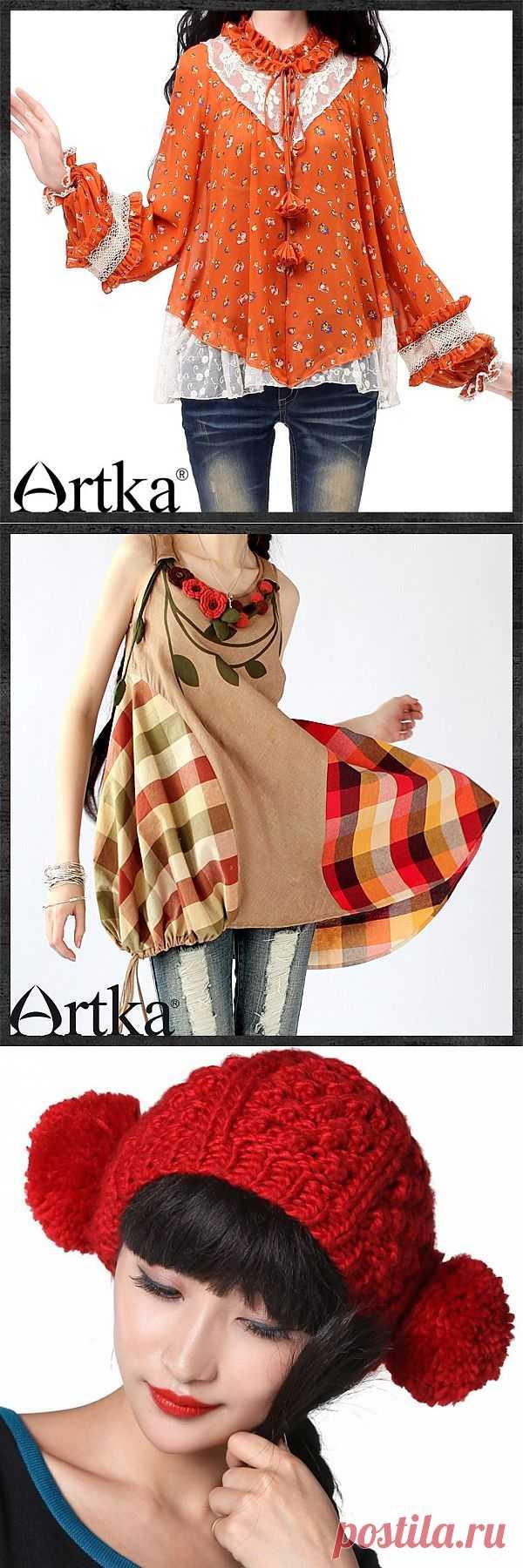 Стиль бохо в коллекции Artka / Вещь / Модный сайт о стильной переделке одежды и интерьера