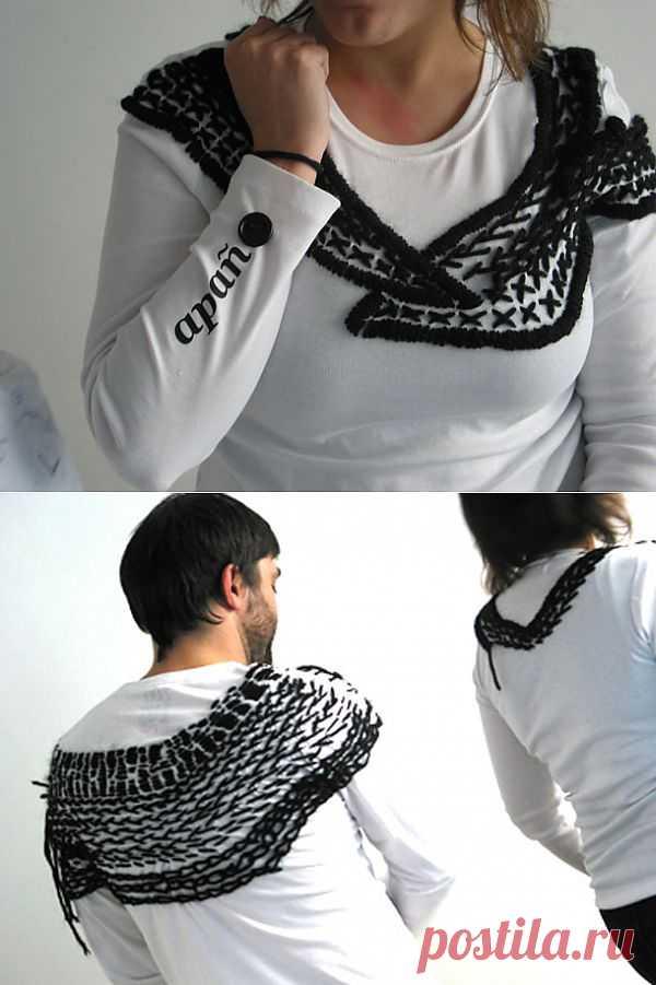 Вышивка на плечи / Вышивка / Модный сайт о стильной переделке одежды и интерьера