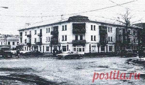 Iba el octavo año, como el poblado Chesnokovka de trabajo se hacía la ciudad...