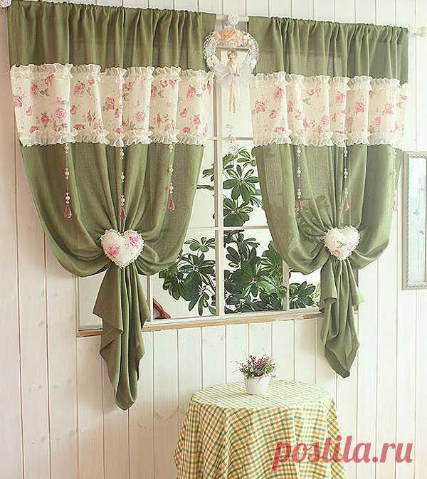 красивые шторы на кухню фото модели красивых штор шторы на