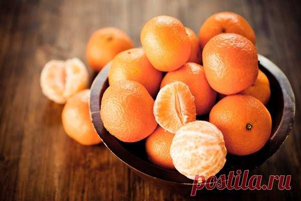 Уникальные свойства мандарина | гармония | Яндекс Дзен