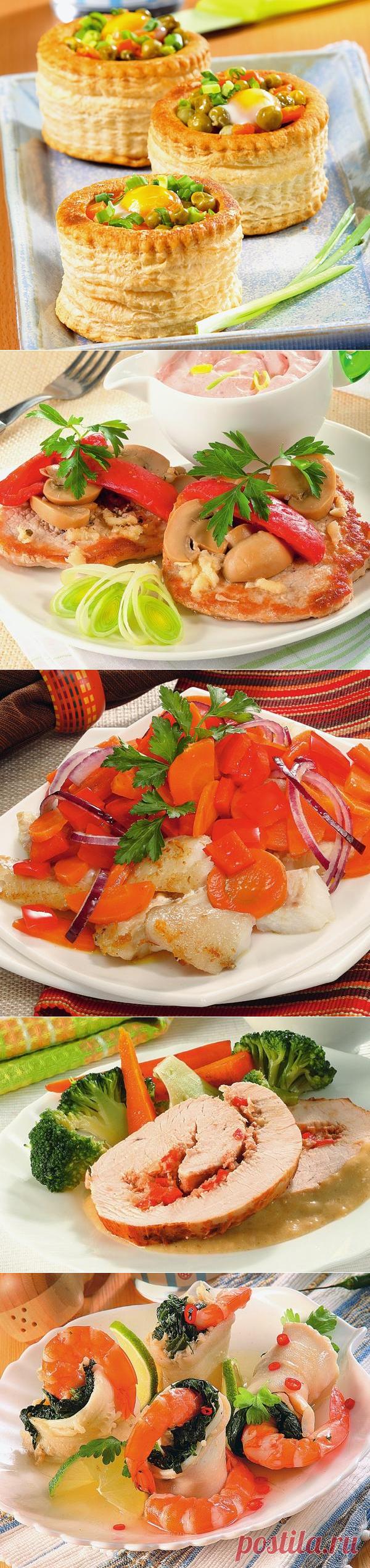 11 рецептов легких и быстрых закусок к новогоднему столу - Советы и Рецепты
