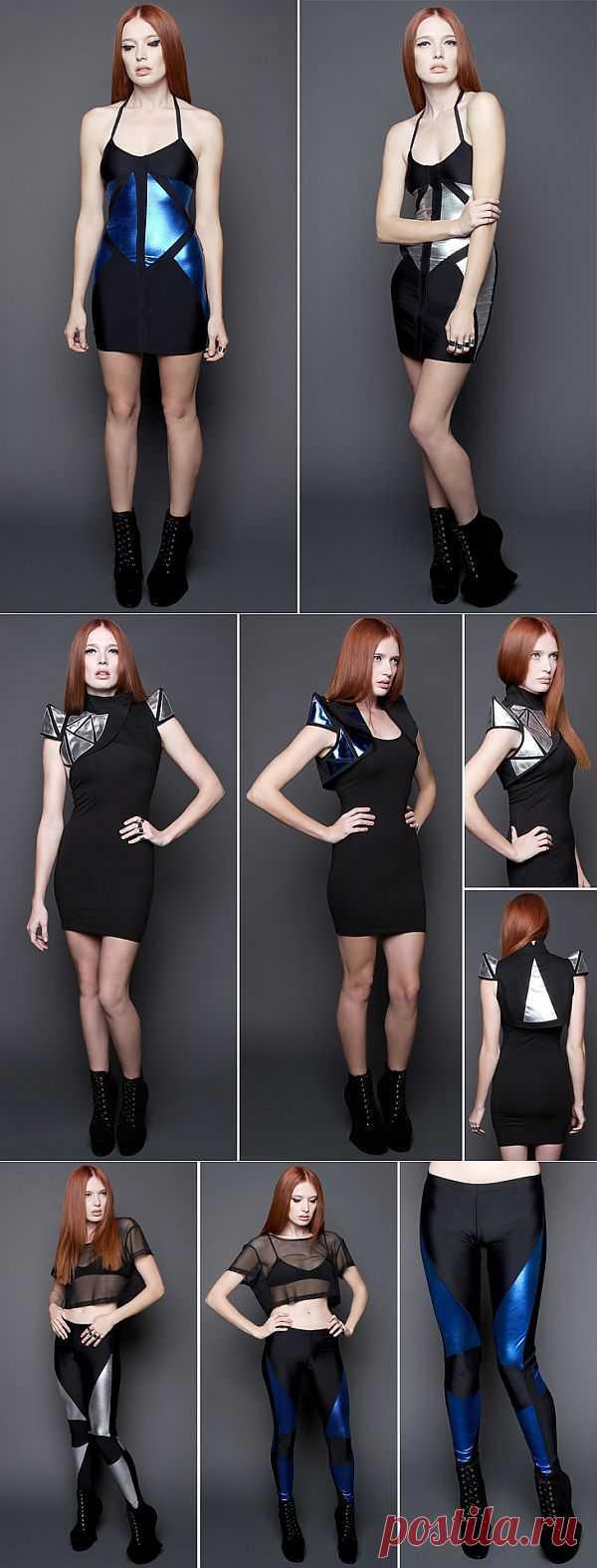 Mirror Image / Аппликации / Модный сайт о стильной переделке одежды и интерьера