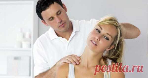 10 полезных упражнений для шеи