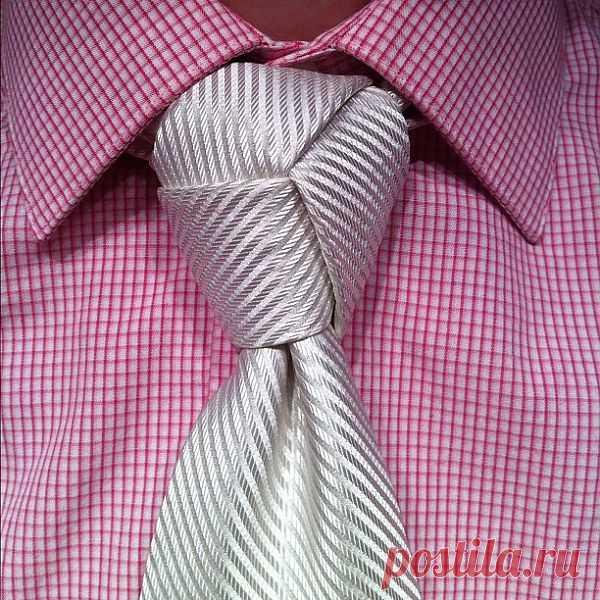 Тройной узел (мастер-класс) / Мужская мода / Модный сайт о стильной переделке одежды и интерьера