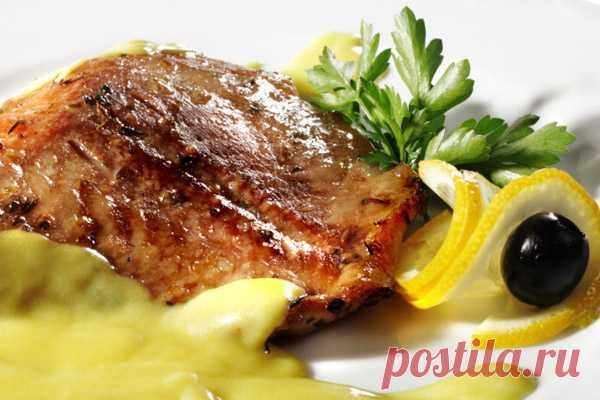 Запеченная рыба лучшие рецепты — photo 8