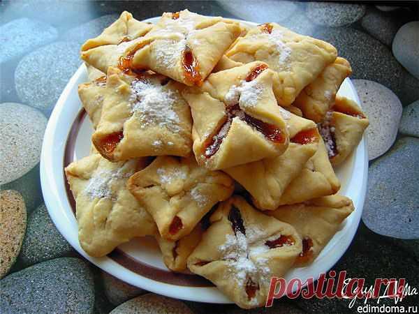 Как приготовить мамино печенье или печенье за 10 минут рецепт блюда с фото