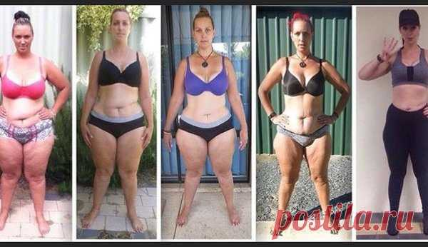 Реальная история моего похудения на 30 кг за 2 месяца | Похудение и стройная фигура | Яндекс Дзен