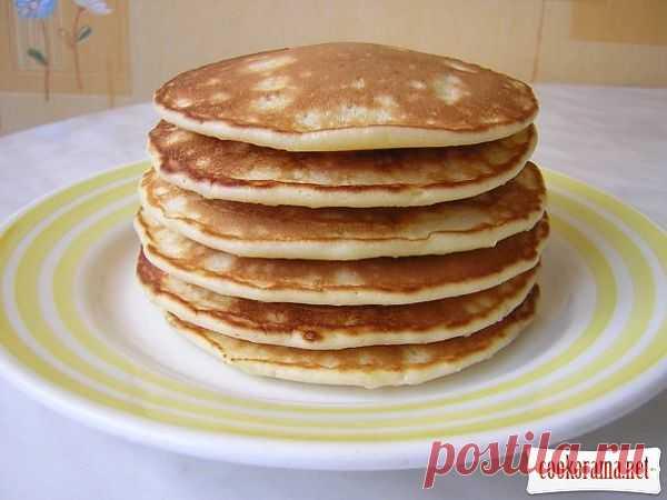 Американские блинчики - Pancakes. Автор: deJulie