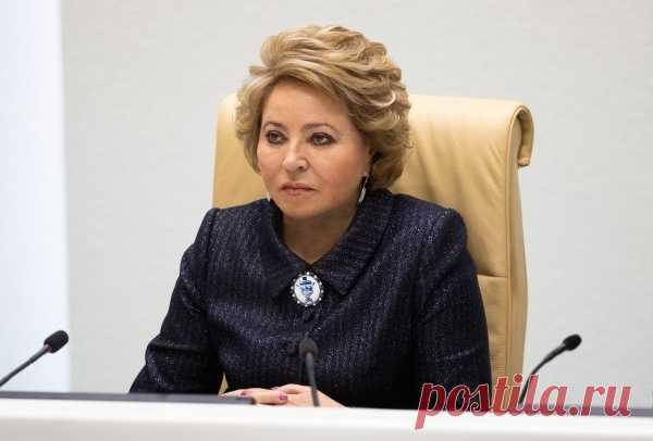 Матвиенко предложила распространить программу реновации по всей стране