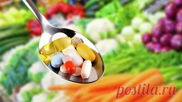 В Роспотребнадзоре рассказали, как правильно принимать витамины - РИА Новости, 06.11.2019