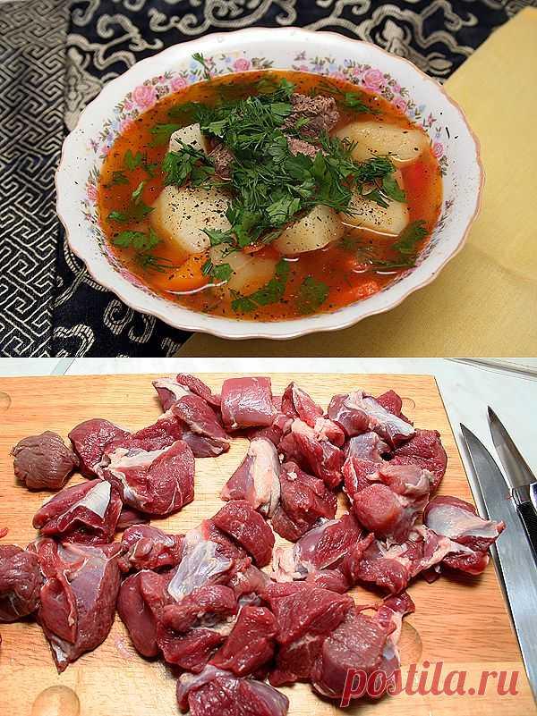 Шурпа. Этот суп к нам пришел с Востока, называется он по разному , но суть у него похожая. Это очень сытный суп, это можно использовать как соус к лапше или рису, но в моем варианте все таки это суп.