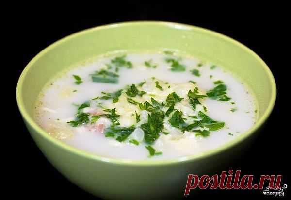 Куриный суп с цветной капустой - пошаговый кулинарный рецепт на Повар.ру