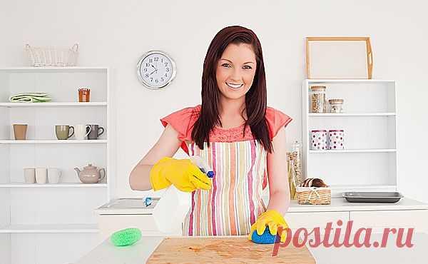 Как убрать неприятный запах на кухне | Хитрости жизни