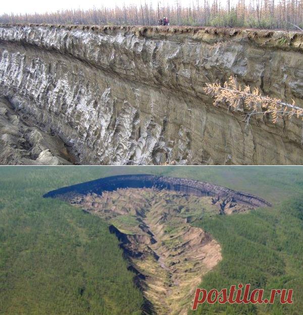 Поразительная находка в Сибири | Красивые и загадочные места | Яндекс Дзен