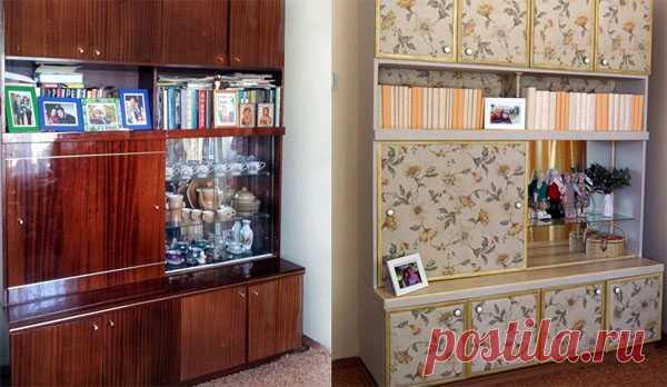 Переделки шкафов своими руками фото