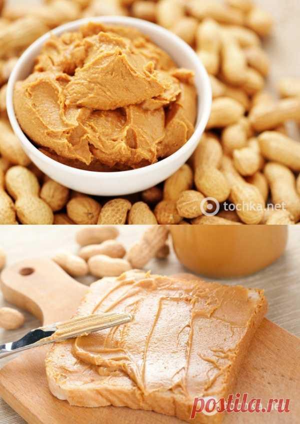Постные рецепты: арахисовая паста
