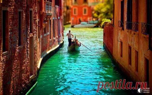 Венеция в цифрах и фактах.