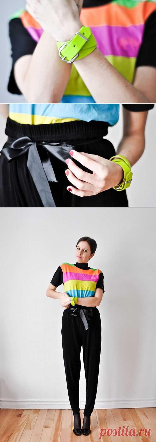 Браслет из ремня (Diy) / Ремни / Модный сайт о стильной переделке одежды и интерьера