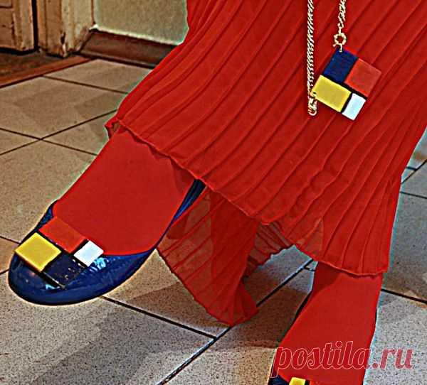 И на балет, и в галерею! (трафик) / Обувь / Модный сайт о стильной переделке одежды и интерьера