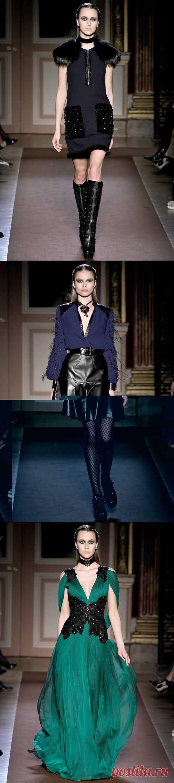 Коллекция Эндрю Джен (Fall 2012 Ready-to-Wear) (трафик) / Дизайнеры / Модный сайт о стильной переделке одежды и интерьера