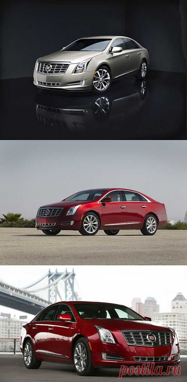 2014 Cadillac XTS Pictures