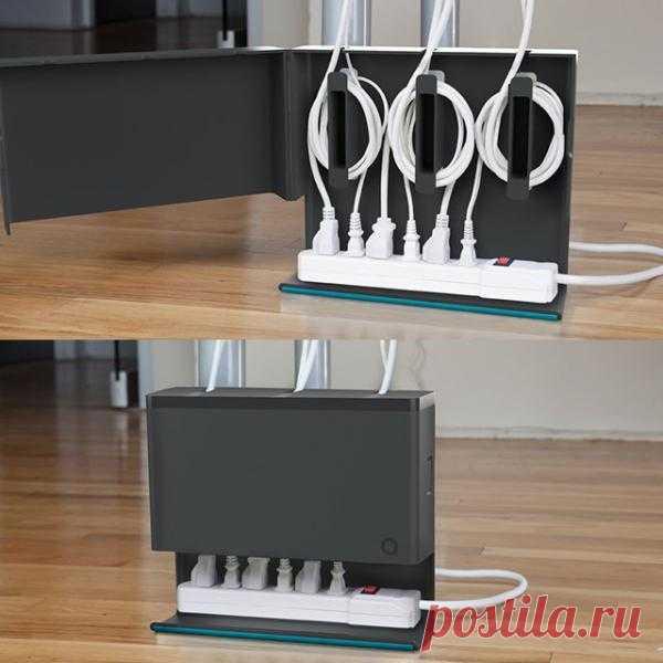 Органайзер надоедливых шнуров - $32 USD