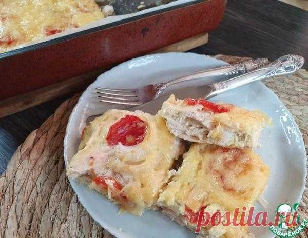 Второе из куриного филе | Вкусные кулинарные рецепты