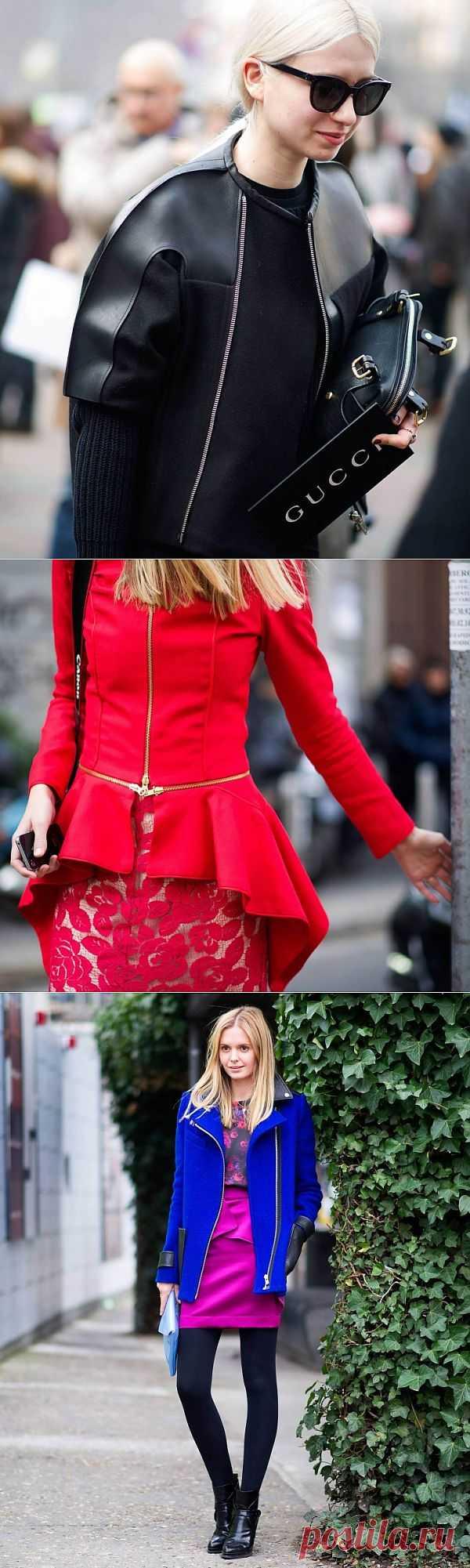 Подборка интересного стрит-стайла (трафик) / Street Style / Модный сайт о стильной переделке одежды и интерьера