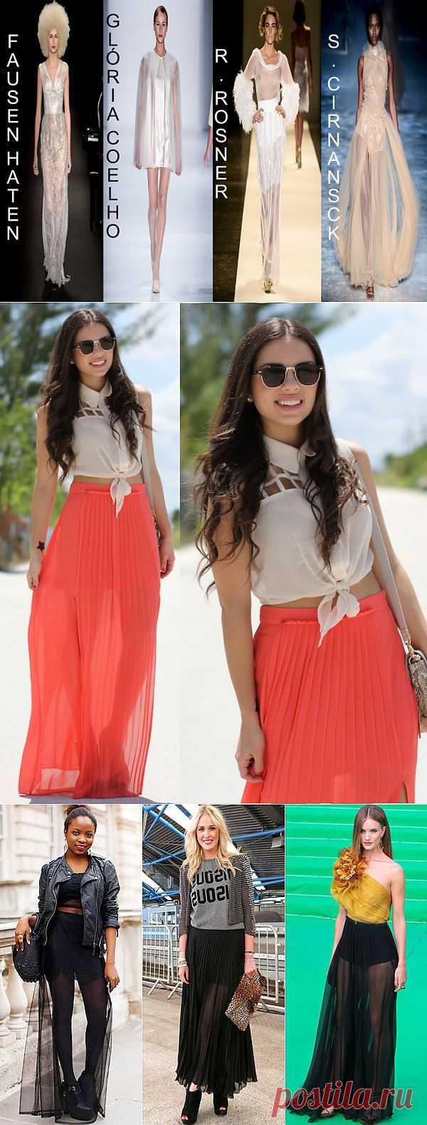 Скромная нескромность (трафик, подборка) / Тенденции / Модный сайт о стильной переделке одежды и интерьера