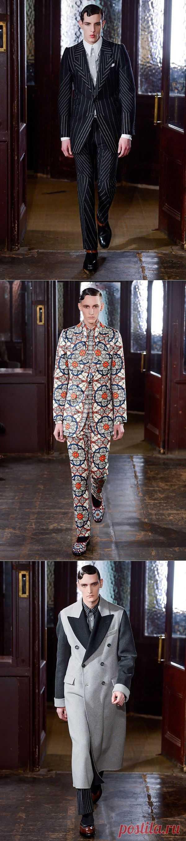 Творческие джентльмены / Мужские костюмы / Модный сайт о стильной переделке одежды и интерьера