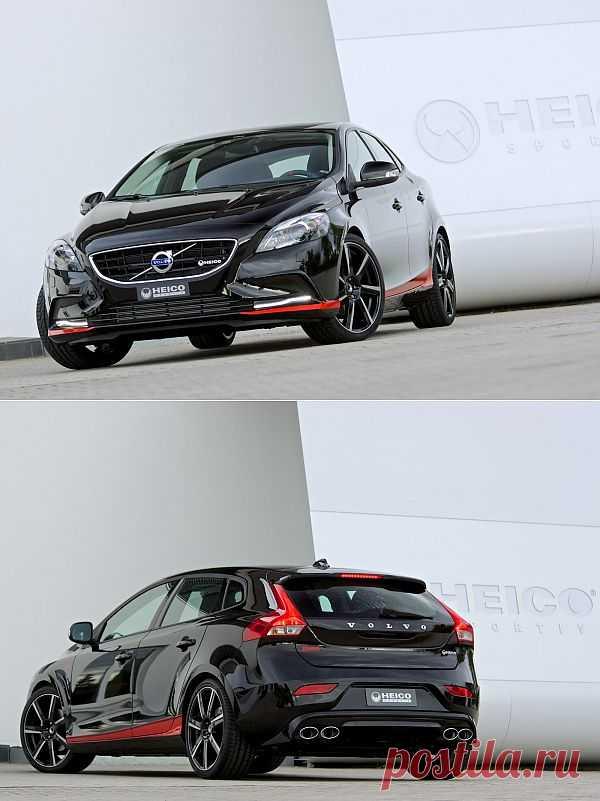 Volvo V40 Pirelli Special Edition by Heico Sportiv.