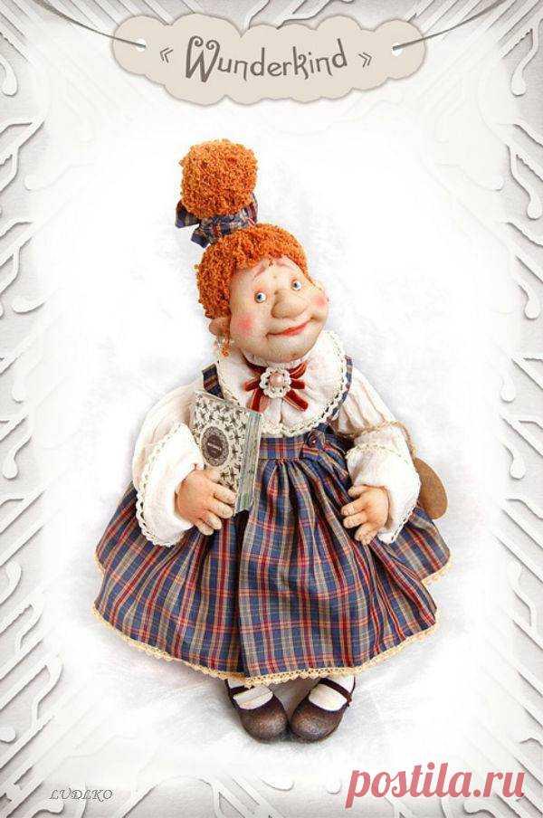 Author's dolls!