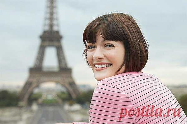 Французские женщины: 10 лучших секретов красоты на каждый день | Женский Мир в Открытках | Яндекс Дзен