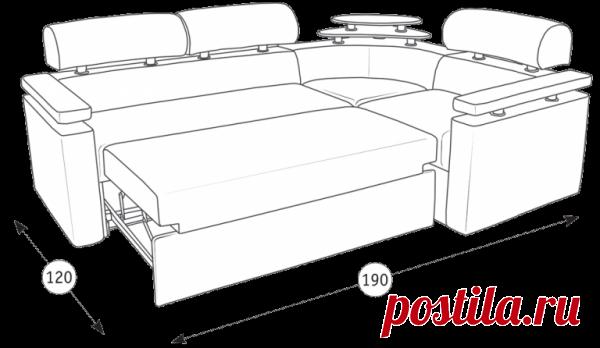 угловой диван своими руками инструкция и чертежи изделия дом и