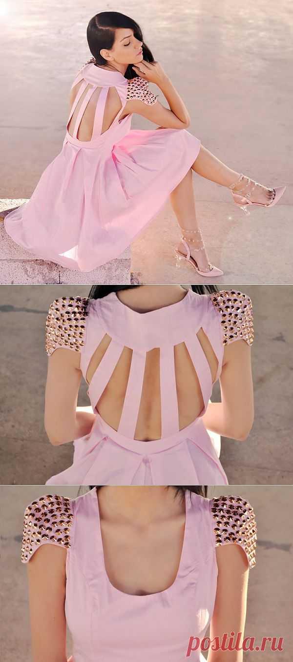 PINK DRESS! / Платья Diy / Модный сайт о стильной переделке одежды и интерьера