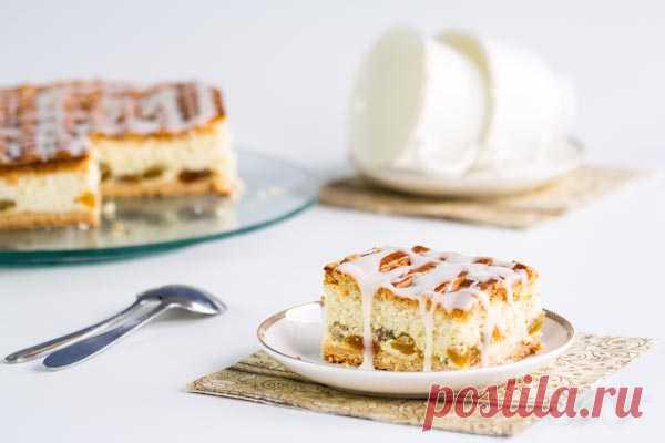 Краковский сырник: нежное песочное тесто с воздушной и легкой начинкой!
