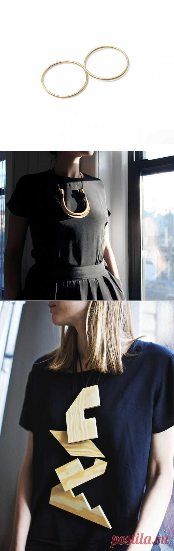 Простота дорогого стоит! / Украшения и бижутерия / Модный сайт о стильной переделке одежды и интерьера