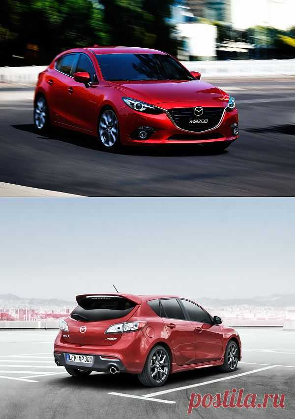 Mazda3 MPS оснастят атмосферным мотором.