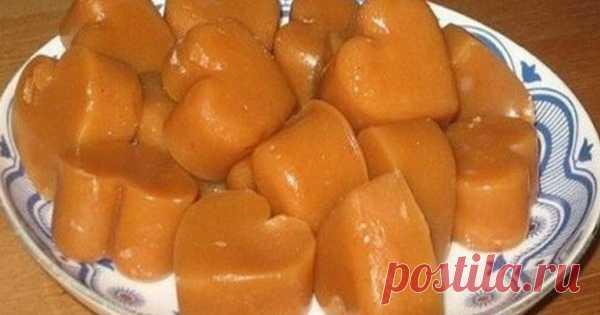 Домашние конфетки «Коровка» без вредных добавок ᅠ