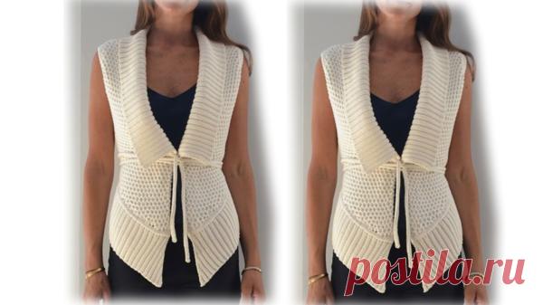 Вязание спицами и крючком: парад моделей от 13 апреля | вязание в моде | Яндекс Дзен